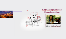 Cognição epistêmica e mapas conceituais