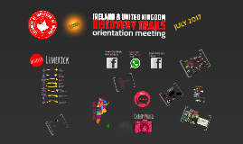 Ireland JUL2017 Orientation Meeting