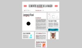 Copy of ELEMENTOS BASICOS DE LA IMAGEN