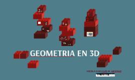 GEOMETRIA EN 3D