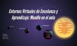 Introducción a los Entornos Virtuales de Enseñanza y Aprendi