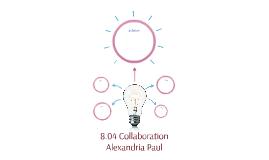 8.04 Collaboration
