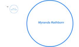 Myranda Rathburn