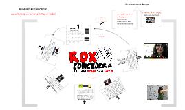 Rox Concejera FECh 2012 Programa