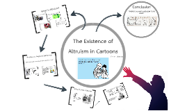 Backtalk Existence of Altruism