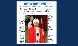 TCC - São João Paulo II: a comunicação social a serviço da família