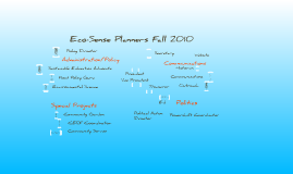 Eco Planners