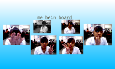 Copy of bein board