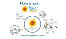 Informe de Labores FEUCR 2013