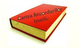 Cartea Recordurilor Inutile