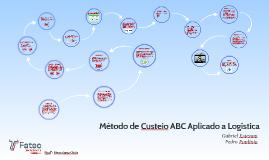 Custeio ABC Logistica