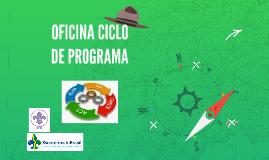 Oficina Ciclo de Programas
