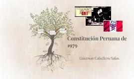 Constitución Peruana de 1979