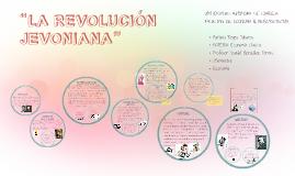 """LA REVOLUCION JEVONIANA"""
