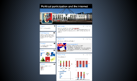 Political participation and the internet
