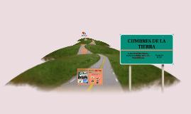 CUMBRES DE LA TIERRA