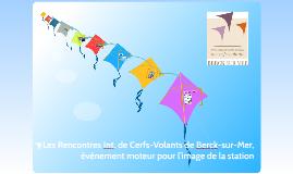 Les Rencontres Internationales de Cerfs-Volants de Berck-sur
