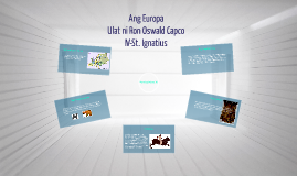 Copy of Ang Europa