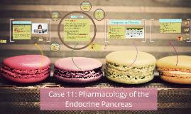 Diabetes Pharmacologic Management