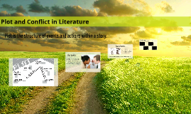 Plot and Conflict in Literature