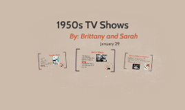 1950s TV Shows