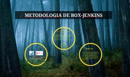 Copy of METODOLOGIA DE BOX-JENKINS