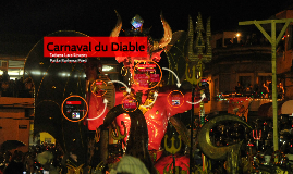 Carnaval du Diable