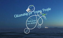 Citizenship for young people