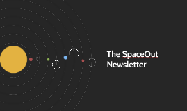 The SpaceOut Newsletter