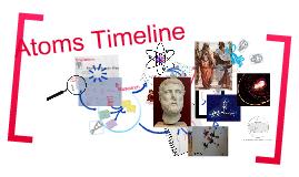 Atom Models Timeline by Jayla Bonton on Prezi