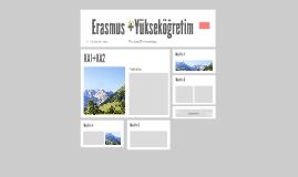 Erasmus + Yükseköğretim