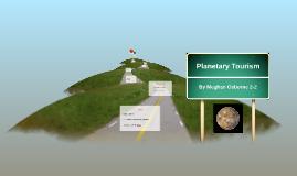 Planetary Tourism