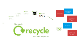Recycle assembly