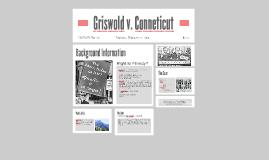Griswold v. Conneticut