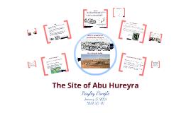 The Site of Abu Hureyra