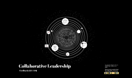 Collaborative Leadership