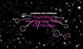Copy of Common Core for Tennessee