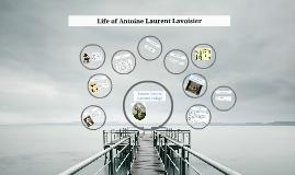 Antoine Laurent Lavoisur Collage