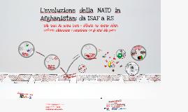 RUOLO NATO AFGHANISTAN