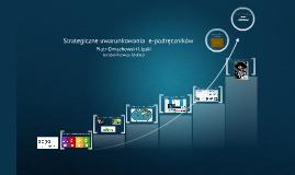 Copy of e-podręczniki, kontekst strategiczny