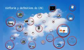 Copy of Historia y definicion de CNC