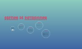 GESTION DE DISTRIBUCION