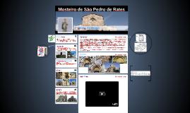 Mosteiro de São Pedro de Rates