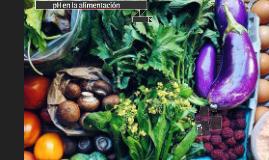 pH en alimentos
