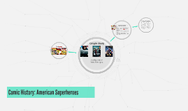 The History of American Comic Books
