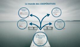 Le monde des coopératives