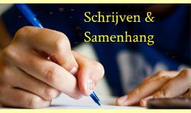 Schrijven met Samenhang.       Zes Problemen & Oplossingen