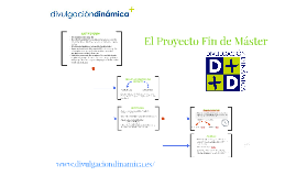 Copy of Como elaborar un proyecto