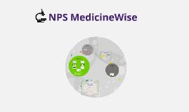 Copy of NPS MedicineWise