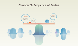 Chapter 3: Sequence of Series